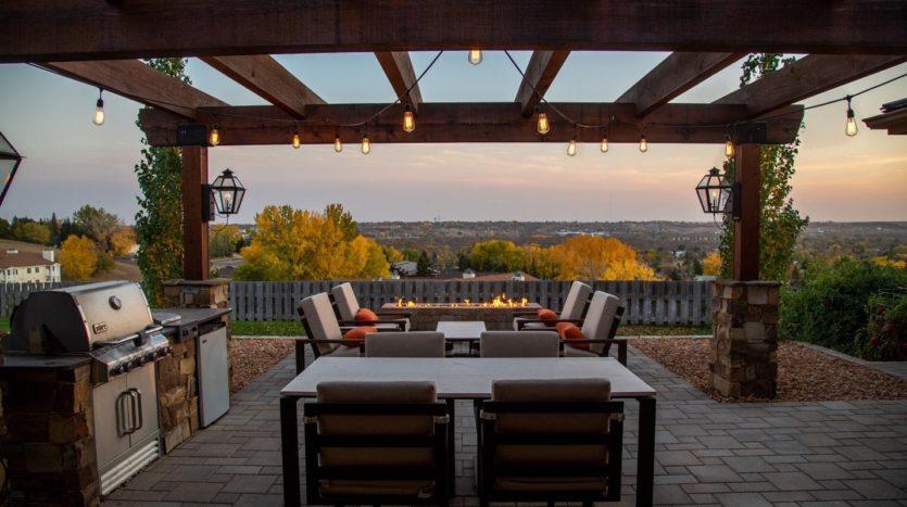 Beautiful backyard to increase home value.